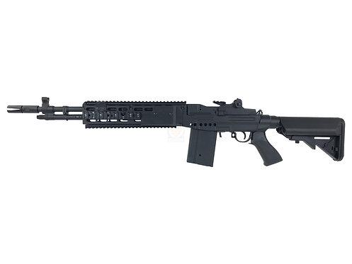 CYMA CM.032EBR-BK MK14 MOD 1 M14 EBR Shorty Electric Airsoft AEG Rifle