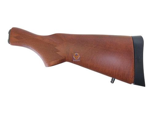 Golden Eagle MC-109 M870 Gas Pump Action Shotgun Real wood Fixed Stock