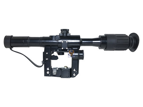 Classic Army A329M SVD 4x24 Scope in PSO-1 Style