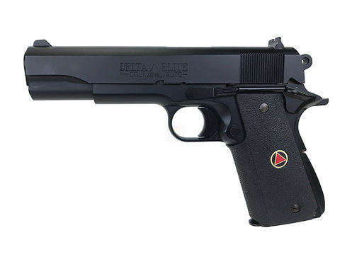 Western Arms Colt 10mm Delta Elite Black GBB Pistol Limited Edition