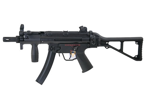 SRC MP5 SR5-KU SMG AEG (Black) GE-0543TM-II