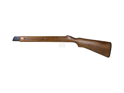 FCW Tani Koba Style Wood Stock for KJ Works KC02 Gas Blowback Rifle