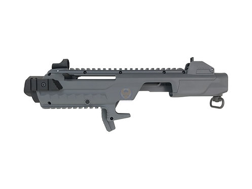 AW Custom Tactical Carbine Conversion Kit for VX Series (Grey)