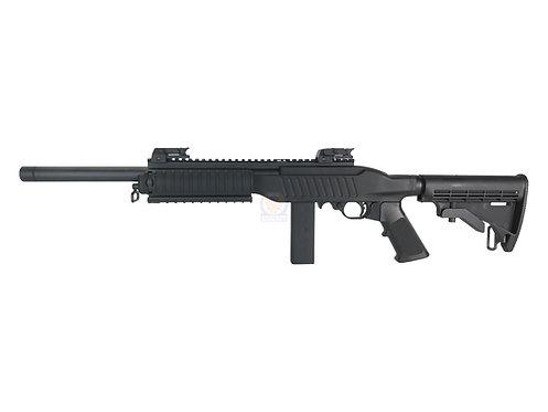 KJ Works KC02 Gas Blowback Rifle (Ver. 2)