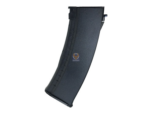 Classic Army A239P Magazine For AK 74 Standard-Black (77 Round)