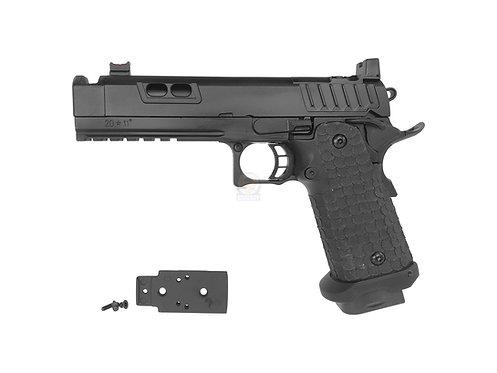 ARMY R604 High Capacity 5.1 STI DVCP Style GBB Pistol