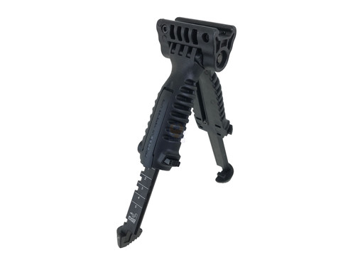 Flintlock Workshop T-POD QR Quick Release-Tactical Foregrip Bipod T-POD