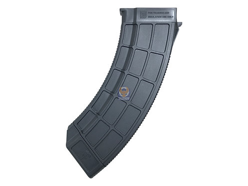 PTS US Palm AK30 150 rd. AEG Mid Capacity Magazine ( Black )