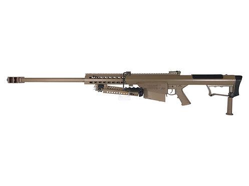 Barrett M107A1 Air Cocking Sniper Rifle DE (Snow Wolf) BARRETT LICENSED