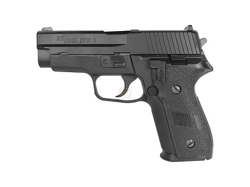 FCW x WE F228 GBB Pistol Airsoft W/ Custom Marking