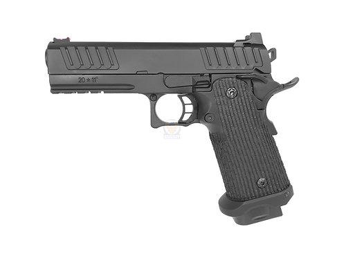 ARMY R603 High Capacity 4.3 STI DVCP Staccato Style GBB Pistol
