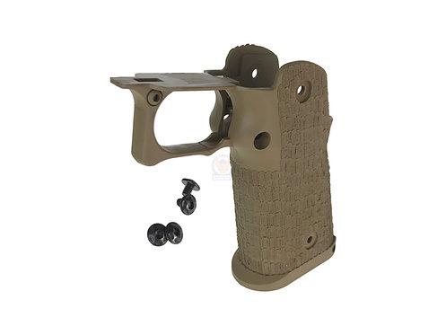 Army Costa Carry Comp GBB Pistol handmade pattern grip (DE)