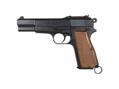 FCW Hi-Power MK1 ROC Full Marking GBB Pistol (WE BASE)