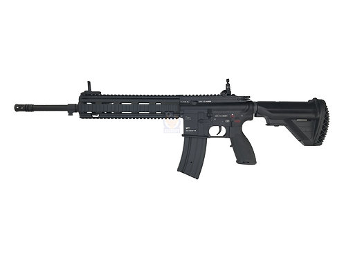 FCW HK416 M27 LAR Full Metal Full Marking Custom AEG Rifle