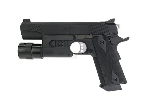 FCW x VFC KIMBER-Style 1911 Tactical LAPD Custom II GBB(With light and box))
