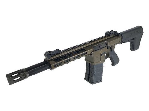 Classic Army DT-4 Double Barrel AR AEG Airsoft Rifle (Dark Bronze)