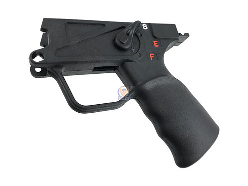 Classic Army A002P MP5 A3 SEF Lower Frame / Grip