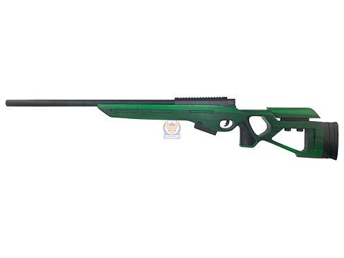 Flintlock Workshop SV-98 Style Bolt Action Sniper Rifle (WELL L96 Base)