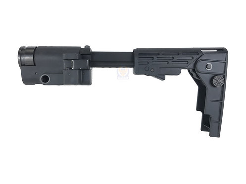 Flintlock Workshop Retractable Folding Buttstock (AEG)