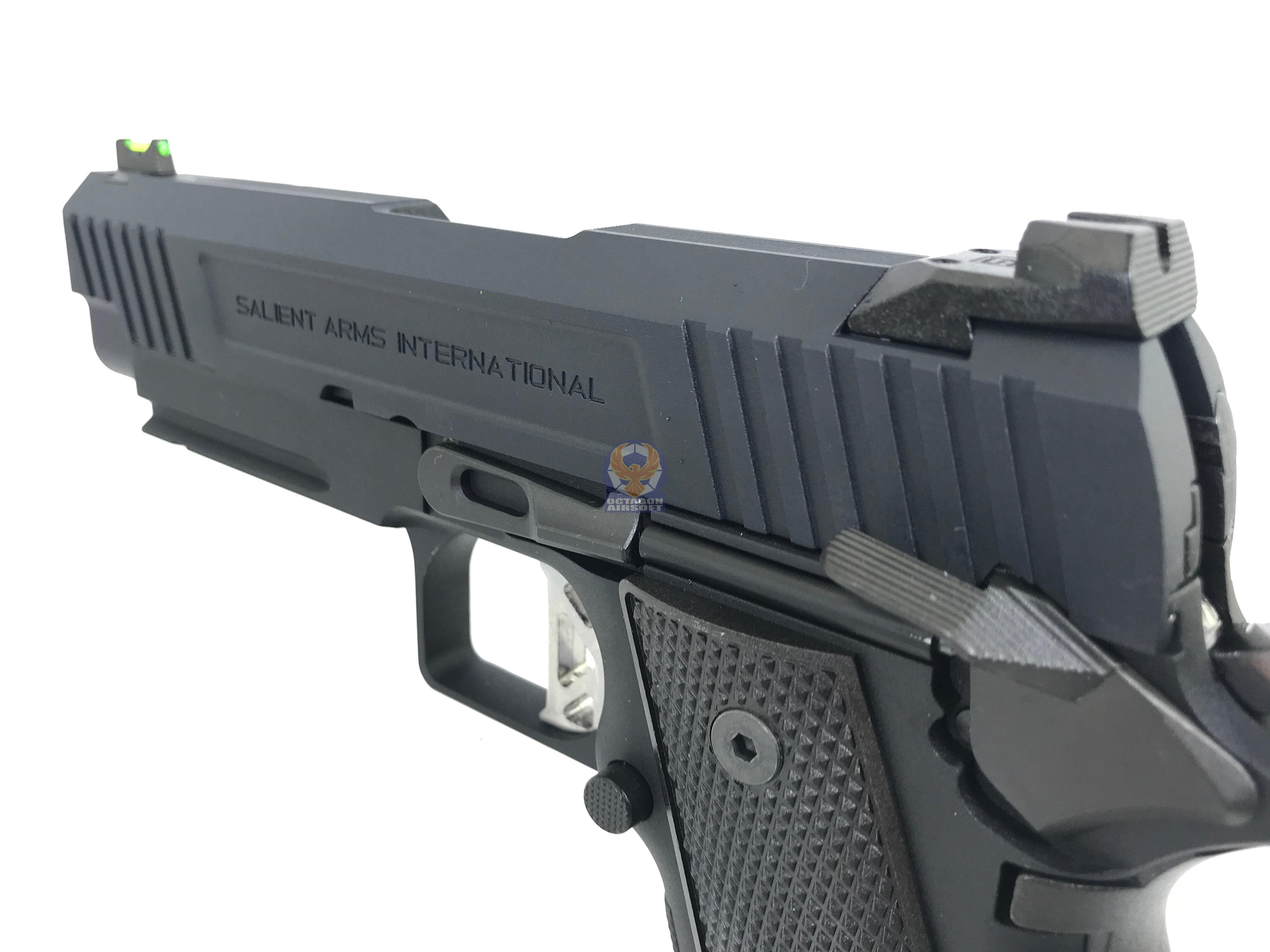EMG / SAI 2011 DS Airsoft Training Pistol (Length: 4 3 / Aluminum)