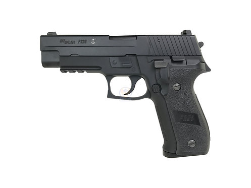 FCW x WE F226 MK25 GBB Pistol Airsoft W/ Custom Marking