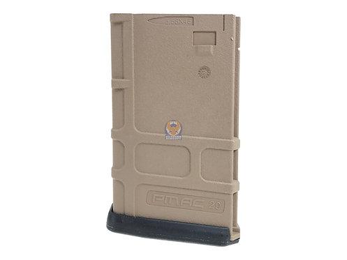 EmersonGear 20r PMAC Style Power Bank 18650 USB Battery Charger Case (DE)
