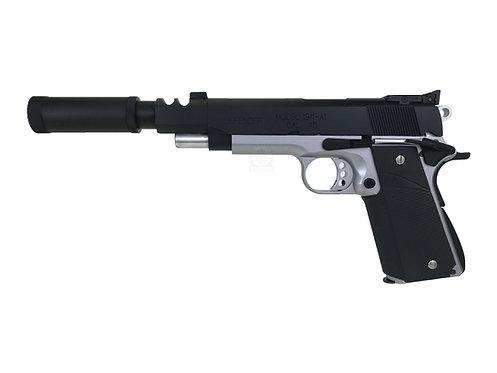 Western Arms Leon 1911 Matilda comp GBB Pistol Limited Edition