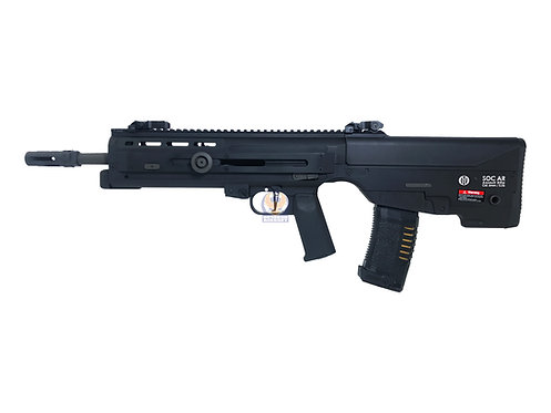 ARES Otto Repa AR-SOC Bullpup AEG Assault Rifle - Black