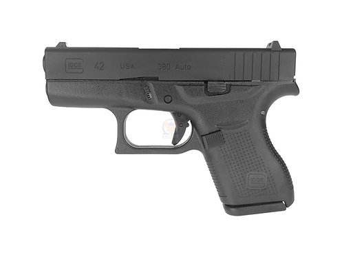 Umarex Licensed Glock 42 GBB Pistol (Short Mag Ver)