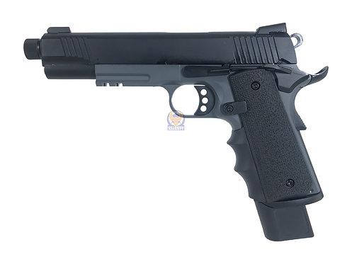 Army R32-2 DarkStorm 1911 MEU GBB Pistol GBB (GY 2 Tone)