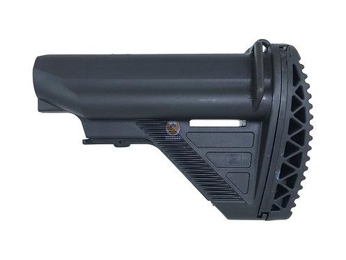 E&C 416 Style Crane Stock for AEG Airsoft Rifle ( BK )