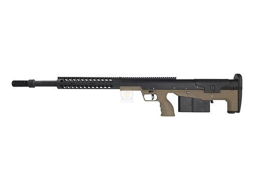 Silverback HTI .50 BMG Rifle (Pull Bolt) BK/FDE
