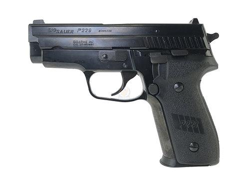 Tanaka SIG Sauer P229 Steel Finish Gas Blow Back Pistol
