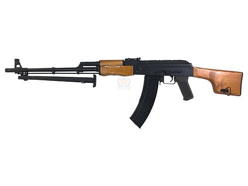 CYMA CM.052 Full Metal AK47 RPK LMG Airsoft AEG w/ Bipod