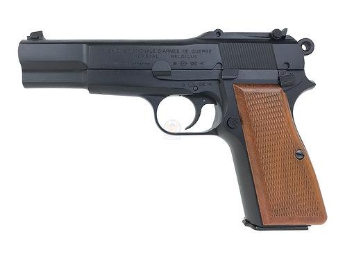 FCW x WE Hi-Power GBB Pistol Marking Version (BK)