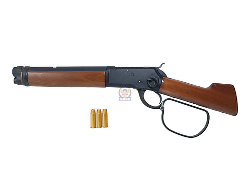 Point Winchester M1892 Randall Gas Shell Eject Rifle(Steel shell ejector custom)