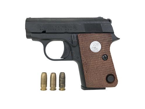 Marushin Colt .25 Heavy Weight Cap/Dummy Pistol (Black)