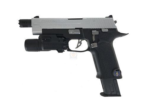 Tokyo Marui Biohazard 6 Sentinel Nine Leon Model P226 GBB Pistol