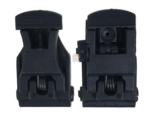 Arms Style 71L Polymer Combat Sight Set