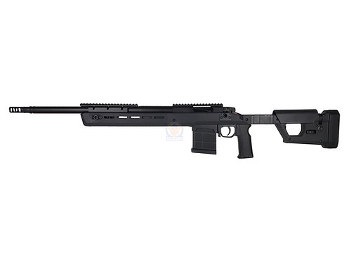 Double Eagle Pro 700  Air Cocking Sniper Rifle BK