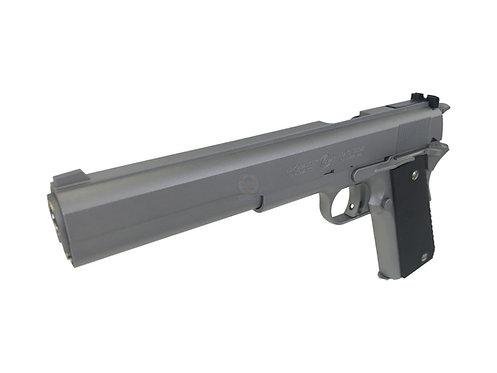 Western Arms Terminator 1 Hardballer 1911 Grey GBB Pistol