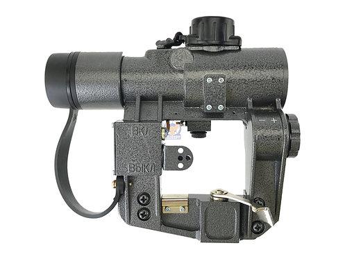 FLW Kobra PK-A Style 1x28 Red Dot Scope AK/SVD with Side Mount