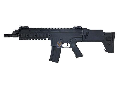 Classic Army SP102P BK Licensed ISSC MK22 Commando CQC Airsoft AEG Rifle