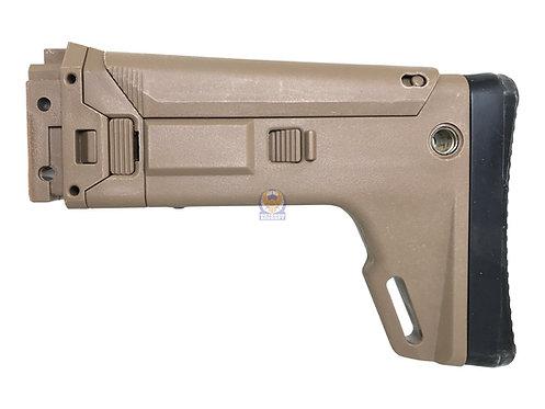 A&K Masada AEG Rifle Multi-Adjustable Folding Stock (DE)