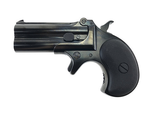 Marushin Derringer 6mm X Cartridge Shinny Black
