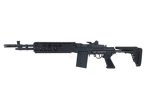 CYMA CM.032G-BK MK14 MOD 0 M14 EBR Shorty Electric Airsoft AEG Rifle