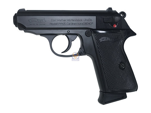 Maruzen Walther PPK/S GBB Pistol