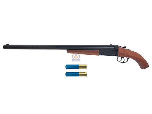 Double Barrel Gas Shotgun Hawsan Original Long Type
