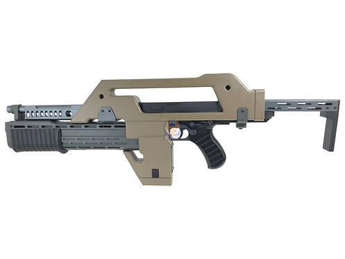FLW M41A GBB Alien Pulse  Rifle (Cybergun/WE M1A1 GBB Base)