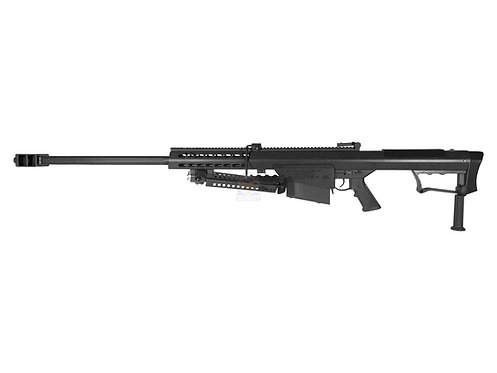 Barrett M107A1 Air Cocking Sniper Rifle BK (Snow Wolf) BARRETT LICENSED